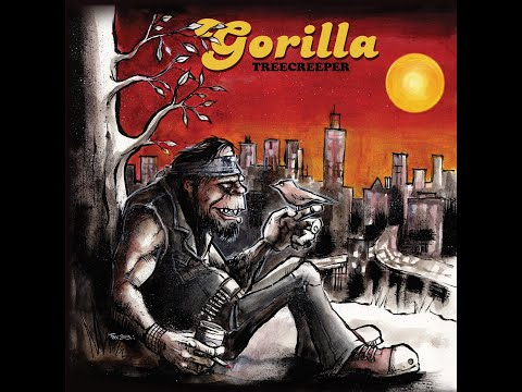 Gorilla - Treecreeper (2019) (New Full Album)