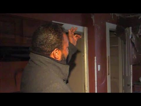 Interracial Couple's Home Destroyed By Racist Vandals