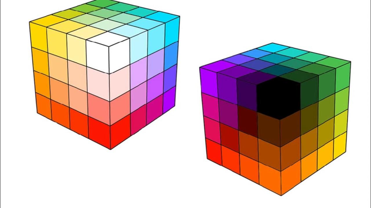 Marco avalos cubo de color youtube for Cubo de luz para jardin