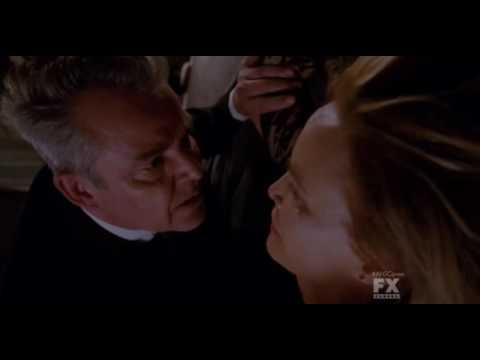 American Horror Story Coven -Cordelia See's Fiona's Death/ Axeman Dies