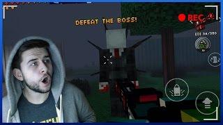 Repeat youtube video OMG IT'S ACTUALLY SLENDER MAN!! Pixel Gun 3D