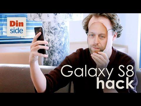 Vi hacker Samsung Galaxy S8 sin ansiktsgjenkjenning