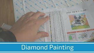 Diamond painting, opbergen, sorteren en uitvoeren! Hoe doe ik dat?----EXTRA VIDEO