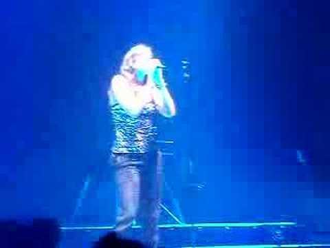 Zazie live Totem à Marseille