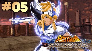 Saint Seiya : Soldiers Soul | Gameplay FR - Episode 5 : La Rose ( PS4 )