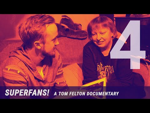 Superfans! A Tom Felton Documentary Part 4