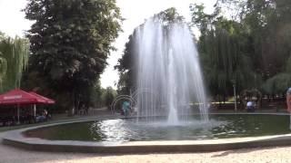 Днепродзержинск (Каменское). Парк культуры и отдыха. HD (Recreation Park)(Видео создано в формате HD качества. Композиция «Getz Me to Brazil», 2016-09-04T14:49:05.000Z)