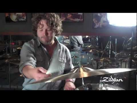 Zildjian Behind the Scenes - Chris Fryar (Zac Brown Band)
