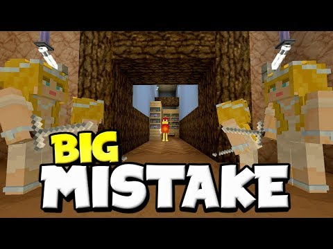 THE KILLERS MAKE A HUGE MISTAKE !! - Minecraft xbox Murder Mystery 2 [12]