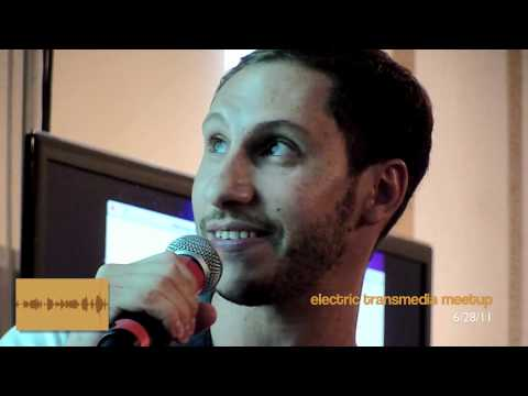 Electric Literature presents at NY Transmedia Meetup