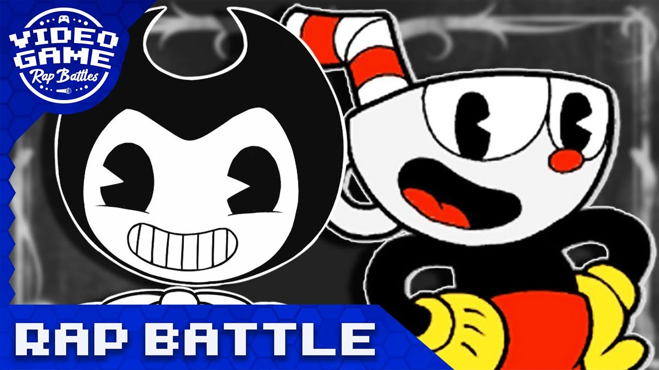 Cuphead vs. Bendy and the Ink Machine - Video Game Rap Battle