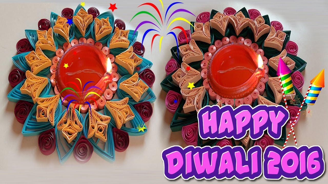 paper quilling easy rangoli designs for diwali home decorating paper quilling easy rangoli designs for diwali home decorating ideas how to decorate pramida deepam youtube