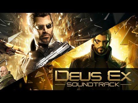 Deus Ex: Human Revolution/Mankind Divided OST - Personal Mix