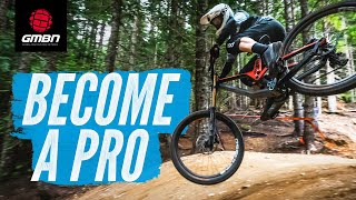 How To Become A Professional Mountain Biker With Blake Samson