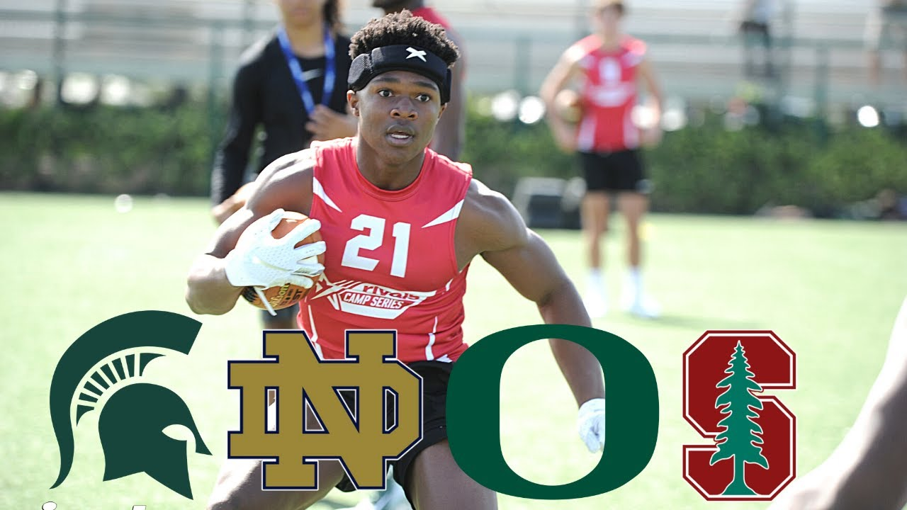 Download 2023 four-star running back Sedrick Irvin Jr. announces college commitment