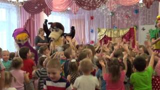 шоу ростовые куклы весёлые праздники для детей Екатеринбург