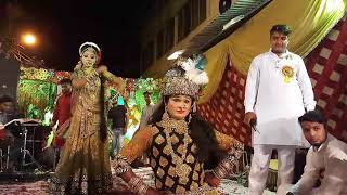 Krishna jhanki by gourav & group-2