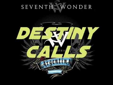 Seventh Wonder - Tiara Album Lyrics | Metal Kingdom
