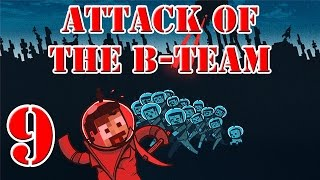 Minecraft Attack of the B Team - Part 9 - Rocket Engines Assembled!