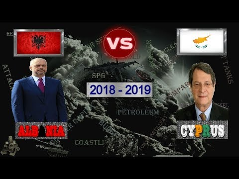 Albania vs Cyprus - Army / Military Power Comparison 2018 - 2019