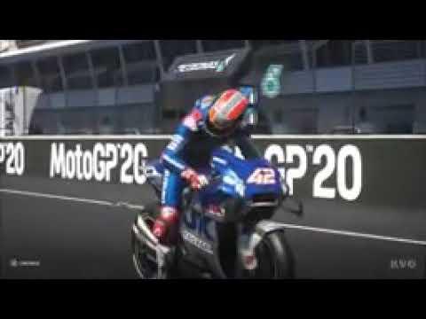 Moto gp 20 game  