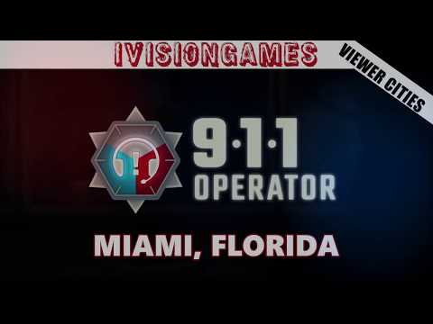 911 Operator -  Viewer Cities - Miami, Florida - Officer Down