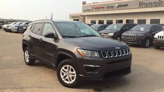 All New 2018 Jeep Compass Sport