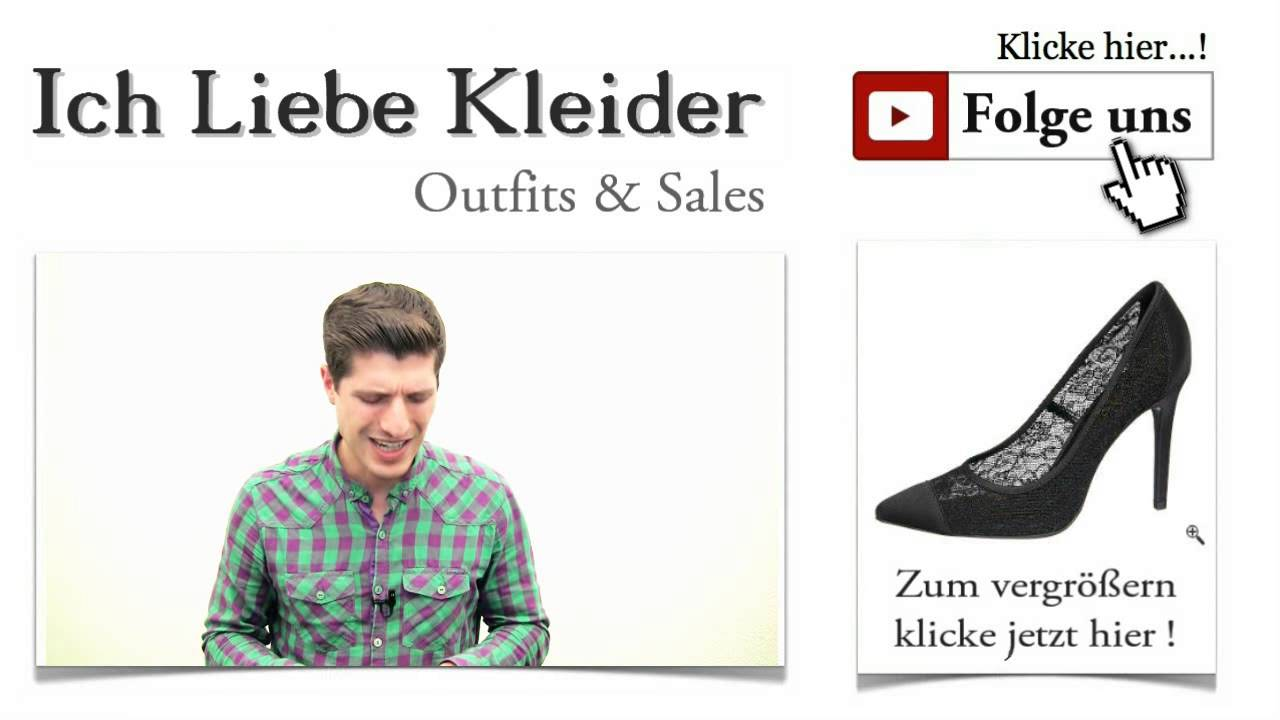 festliche kleider in a linien form in schwarz & knielang + outfit tipps