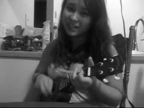 Deuces by Chris Brown ukulele cover :]