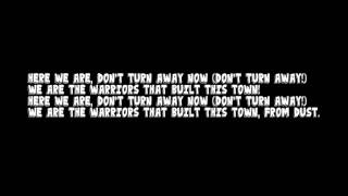 Imagine Dragons - Warriors + Lyrics Video