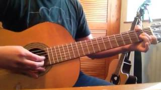 The Beatles - Free As A Bird (Acoustic Fingerstyle Cover)