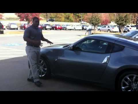 North Point Nissan 2014 Nissan 370Z Sherwood AR Little Rock AR