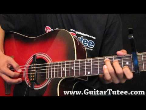 Jason Mraz  - Details In The Fabric, By Www.GuitarTutee.com