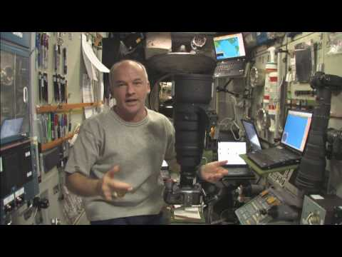 Space Station Reboost