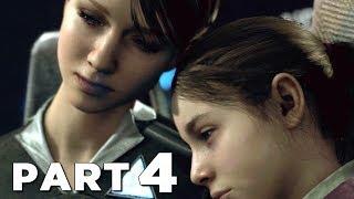 DETROIT BECOME HUMAN Walkthrough Gameplay Part 4 - ALICE (PS4 Pro)