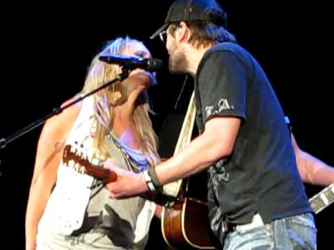 Josh Kelley, Eric Church, Miranda Lambert - The Weight