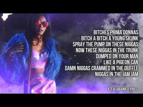 Azealia Banks - Grand Scam (Lyrics) HD