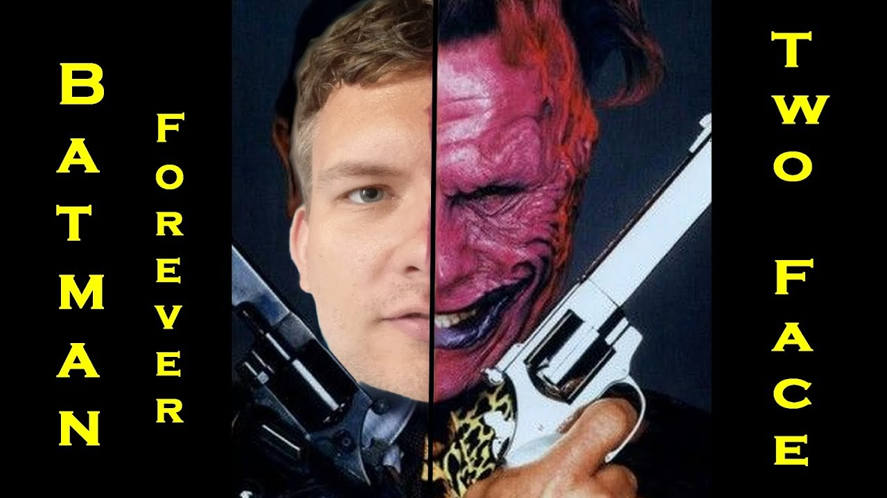 two face smink