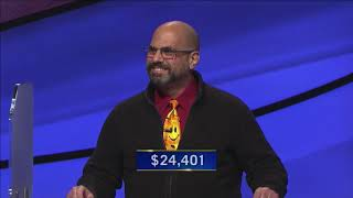 Jeopardy! (1/8/21): Results, End Credits, Alex Trebek Tribute, and Dedication (Direct Feed)