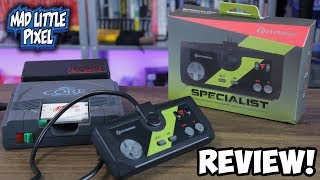 Hyperkin Specialist Review! NEW Controller For TurboGrafx-16 or PC Engine!