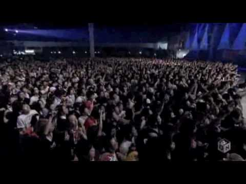 The Qemists - Lost Weekend (Live at Summersonic 2009)