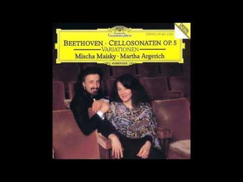 Argerich / Maisky, Beethoven Cello Sonata No.2 in G minor Op.5