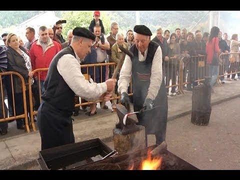 Vii Feria De La Artesanía Del Hierro De Riotorto Lugo