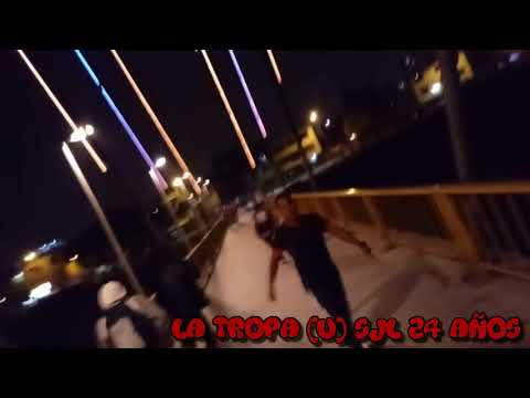LA TROPA (U) SJL  24 AÑOS HUMILLANDO AL CONO ESTE KAKA
