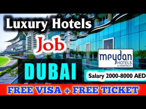 Jobs In Dubai 5 Star Hotel 2020 || Client Interview || High Salary || Gulf Job Academy