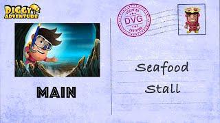 [~Atlantis Main Map~] #6 Seafood Stall - Diggy