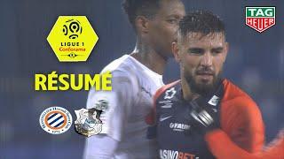 Montpellier Hérault SC - Amiens SC ( 4-2 ) - Résumé - (MHSC - ASC) / 2019-20
