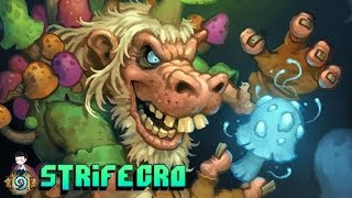 Hearthstone: Testing out some tempo rogue in the greed meta