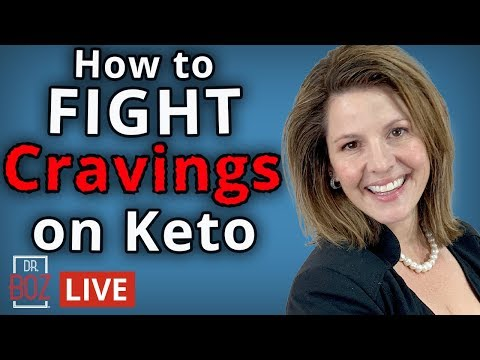 The Secret To Fighting Cravings On Keto