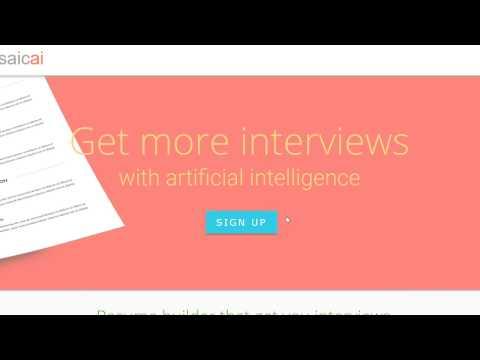 Mosaic AI Resume Builder